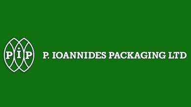 P. Ioannides Packaging Ltd Logo