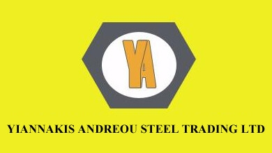 Yiannakis Andreou Steel Trading Ltd Logo