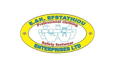 E&K Efstathiou Enterprises Logo
