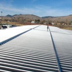 Polyurethane Insulated Arkhon Sky Panel