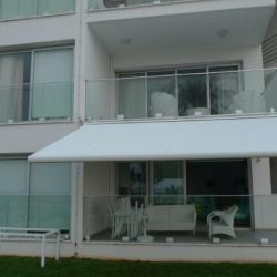 Technotent Cassette Awnings With Arms